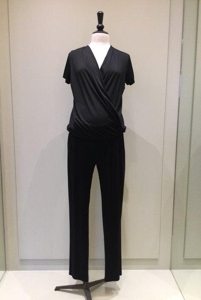 Overcross tshirt - black