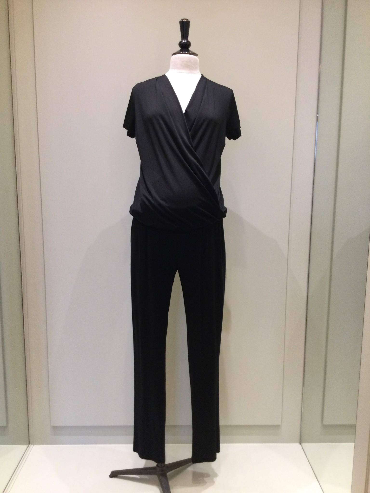 overcross tshirt - black-1