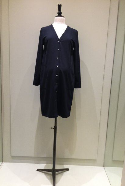 Jacket dress - navy