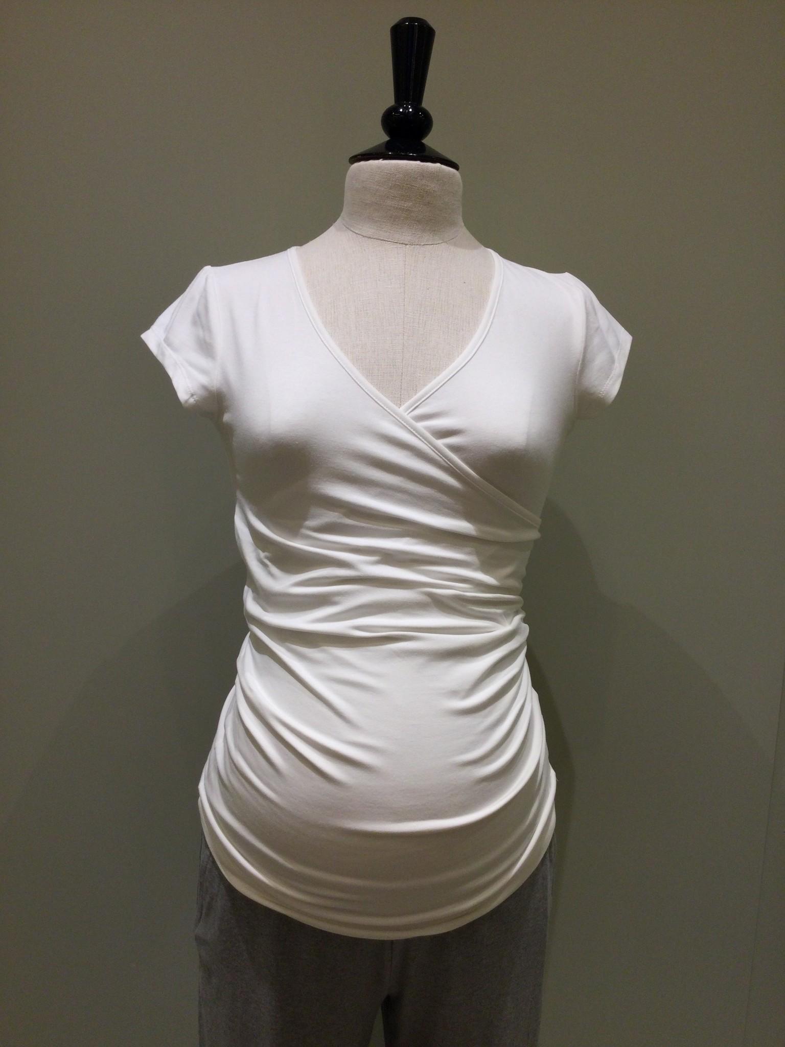 Turnover t-shirt - white-1