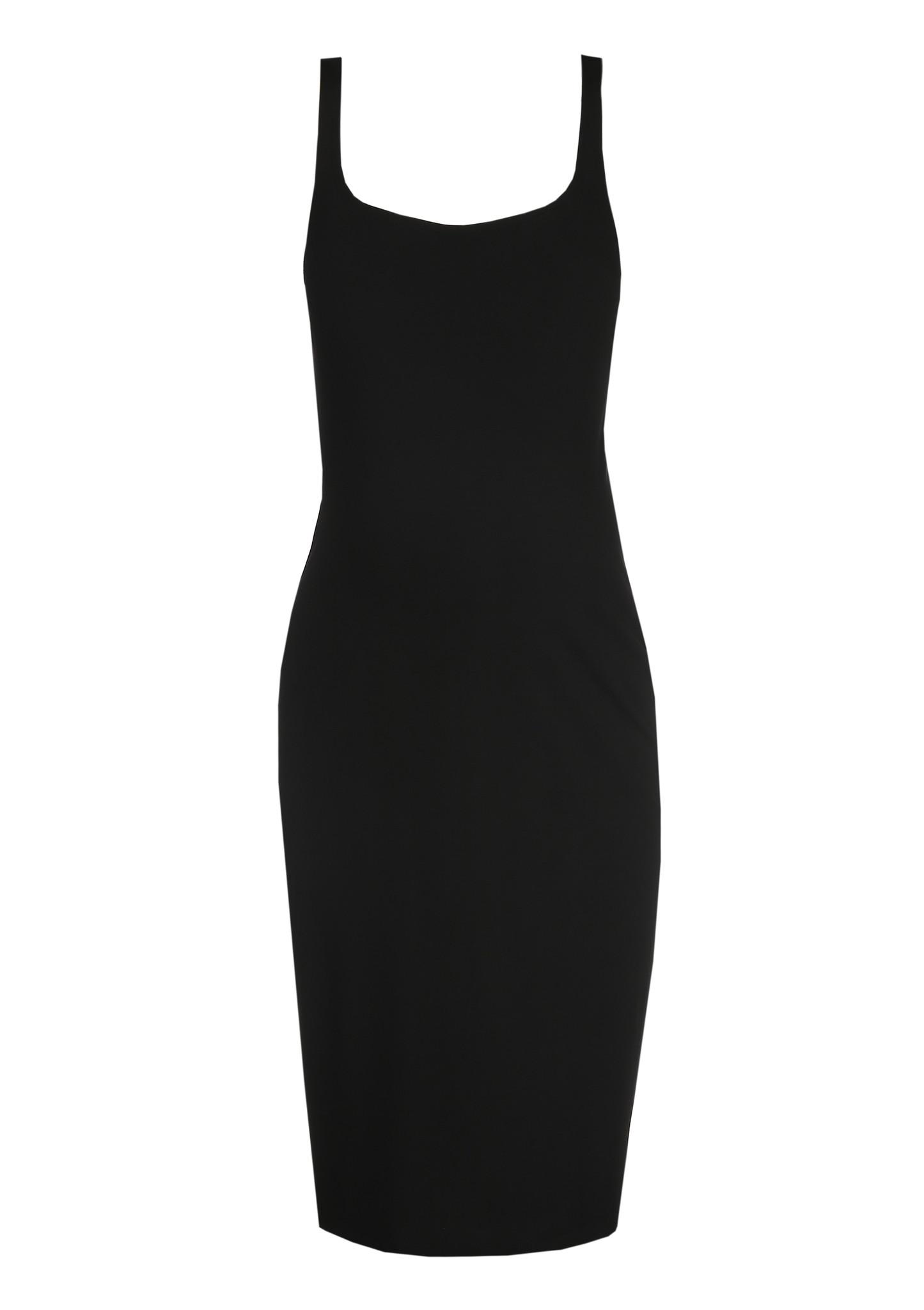 Summer Dress Black-4