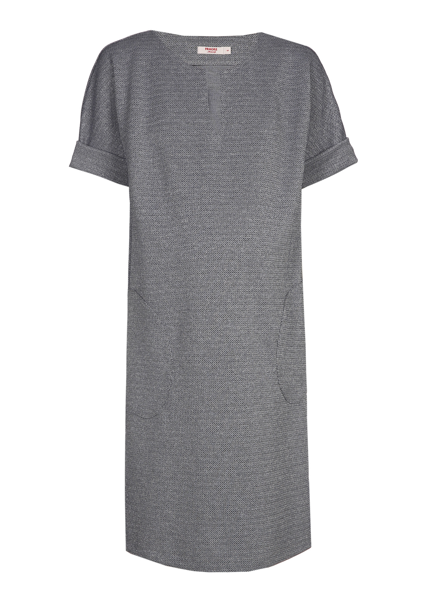 Round Pocket Dress Jeans Sparkle-1