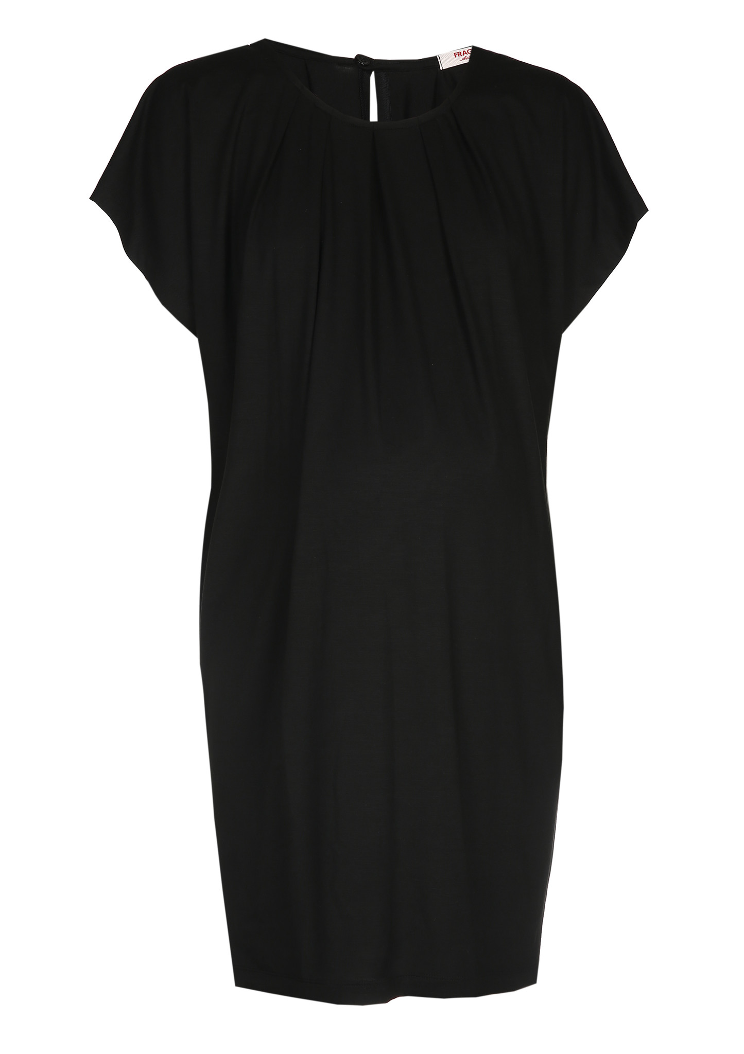 Roundneck Tunic  Black-4