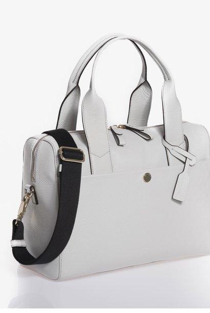 Amber Grey White