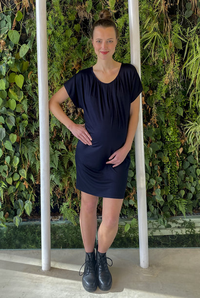Roundneck Tunic Navy