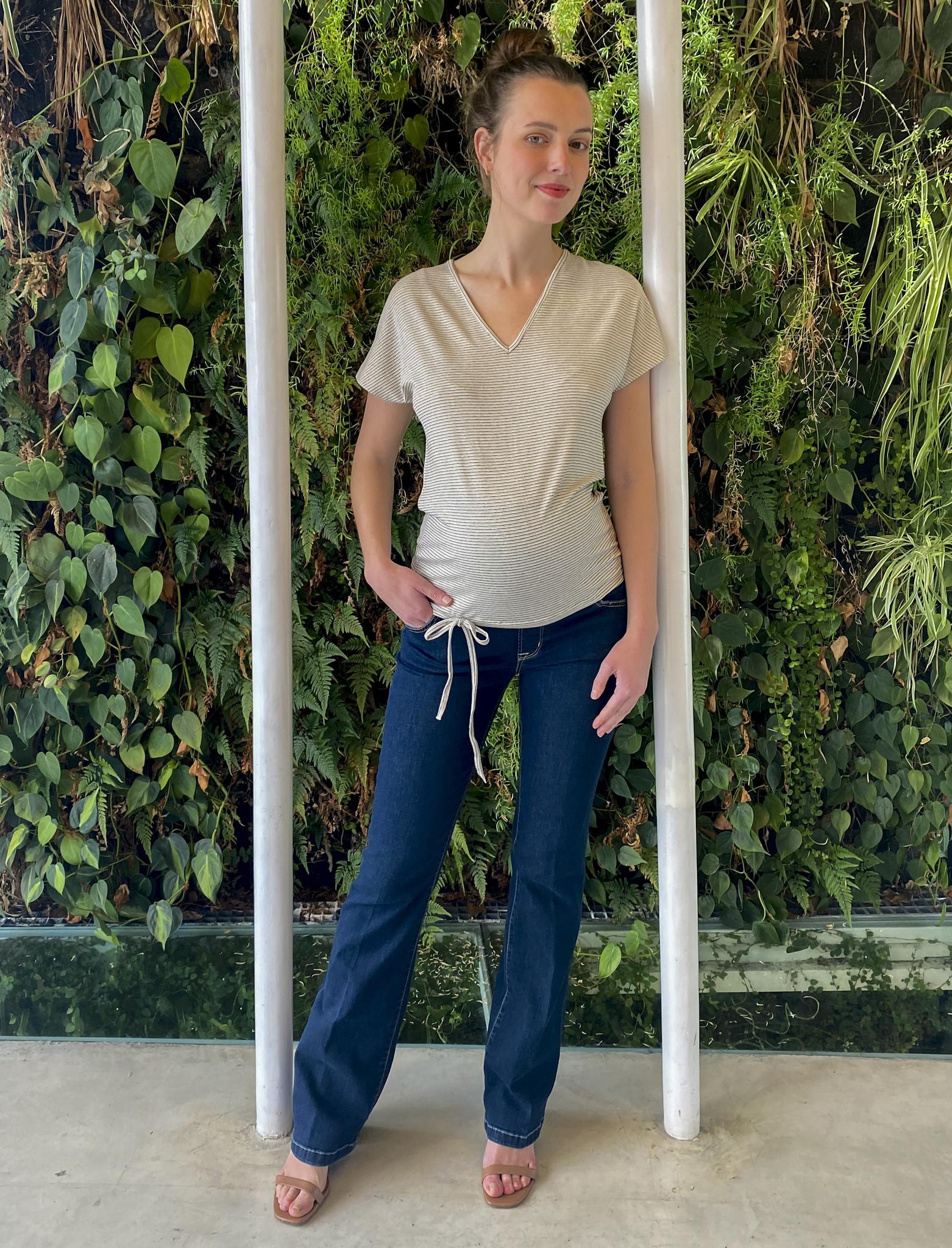 Bahira dark trousers-1
