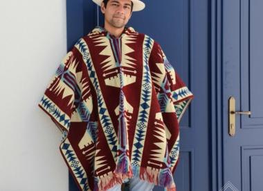 Native ponchos
