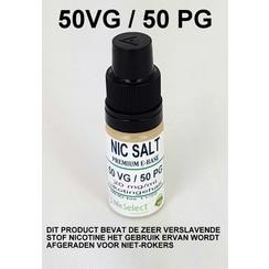NIC SALT BOOSTER 50/50