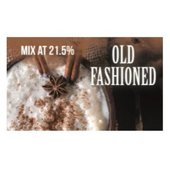 OLD FASHIONED 30ML