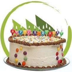 BIRTHDAY CAKE 30 ML