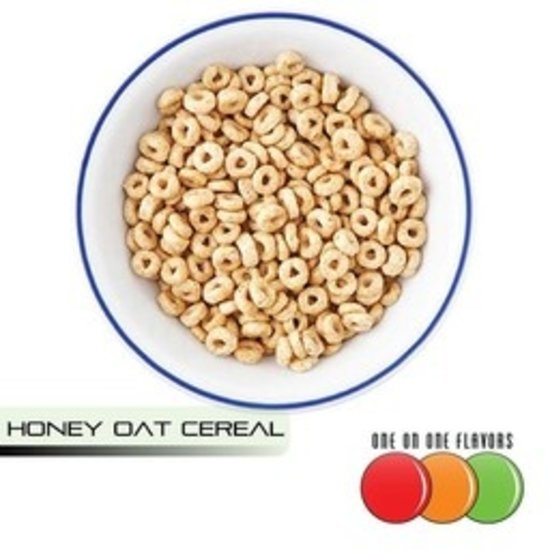 ONE ON ONE BAKED HONEY OATS CEREAL