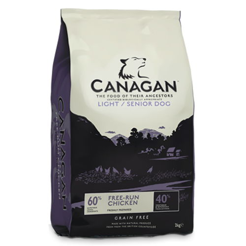 Canagan CANAGAN SENIOR/LIGHT 6KG