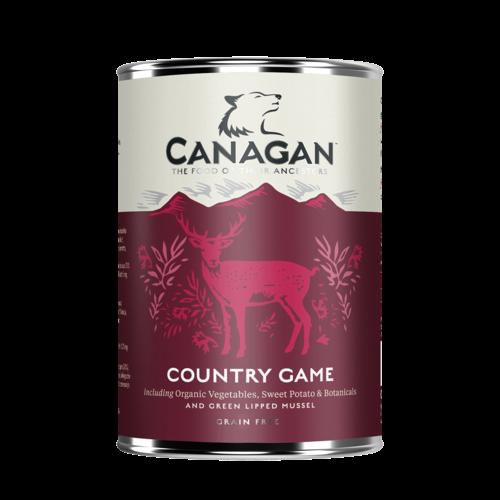 Canagan CANAGAN COUNTRY GAME 400GR