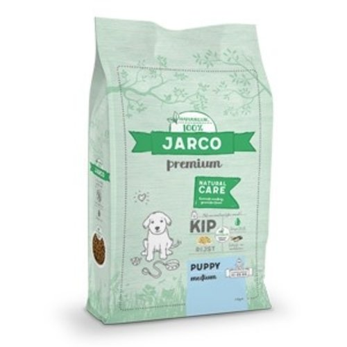 Jarco JARCO MEDIUM PUPPY KIP 10 KG