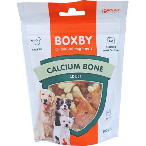 Proline Proline Boxby calcium bone, 100 gram.