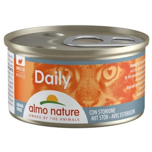 Almo Nature AN Daily Menu Steur 85 gr.