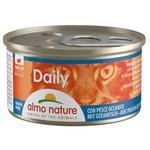 Almo Nature AN Daily Menu Oceaanvis 85 gr.