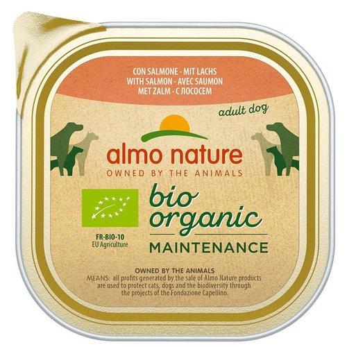 Almo Nature AN Daily Bio Dog Salmon 300 gr.