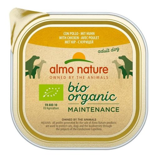Almo Nature AN Daily Bio Dog chicken 300 gr.