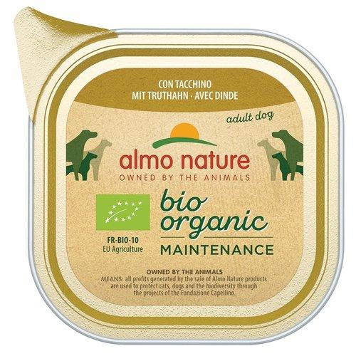 Almo Nature AN Daily Bio Dog Kalkoen 100 gr.