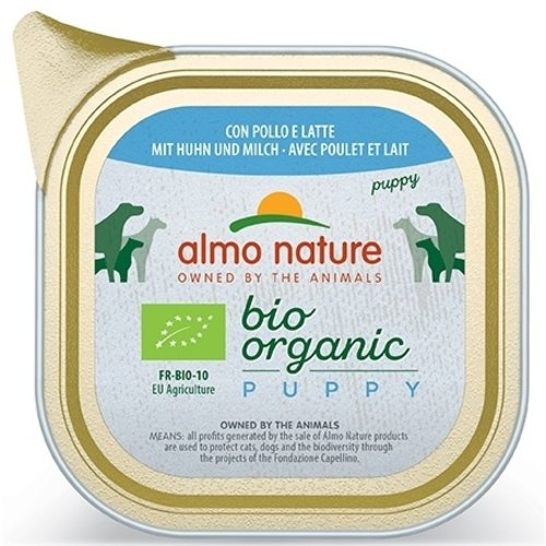 Almo Nature AN Daily Bio Dog Puppy 100 gr.
