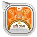 Almo Nature AN Daily Menu Alu met Kalf 100 gr.