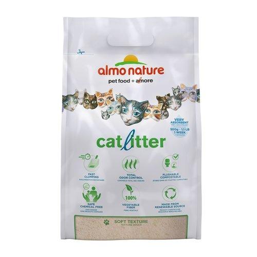 Almo Nature AN Cat litter 4,54 kg.