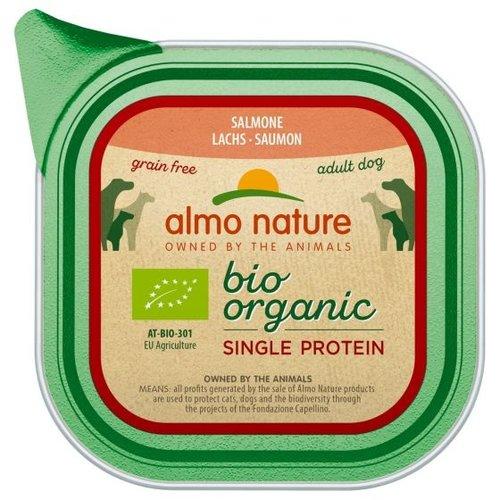Almo Nature AN Dog Bio Zalm 150 gr.