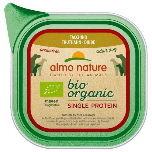 Almo Nature AN Dog Bio Kalkoen 150 gr.
