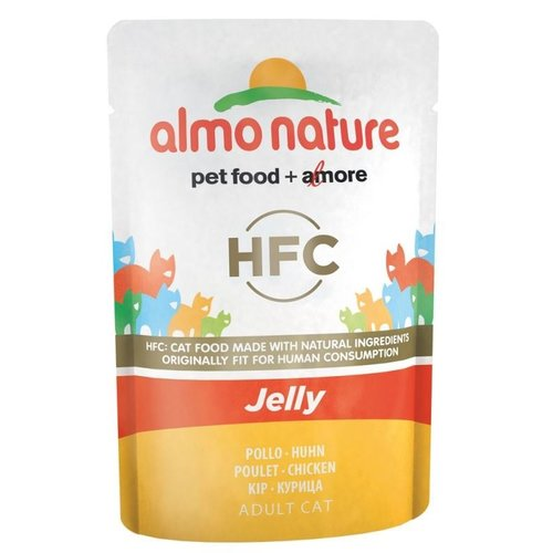 Almo Nature AN Kip in Jelly 55 gr.