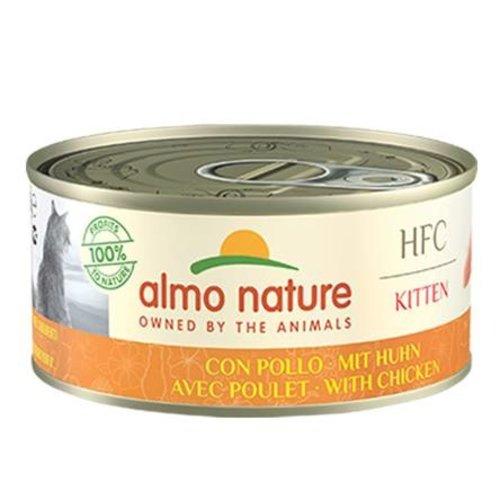 Almo Nature AN Kitten Kip 150 gr.