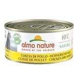 Almo Nature AN Kippenbout Vlees 150 gr.