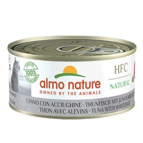 Almo Nature AN Tonijn met Jonge Sardienen 150 gr.