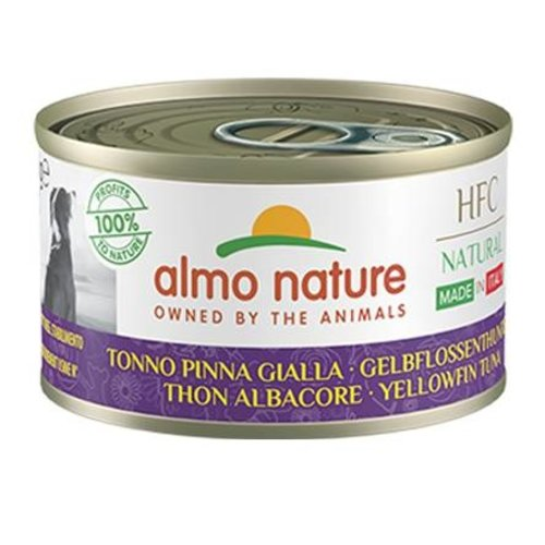 Almo Nature AN Dog HFC Tonijn 95 gr.