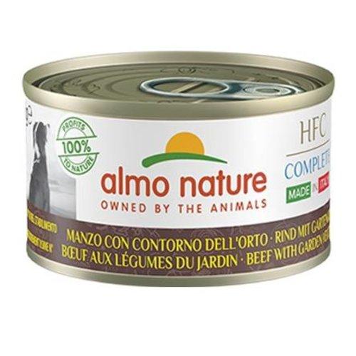 Almo Nature AN Dog HFC Complete Rund Wortel Appel Rijst 95 gr.
