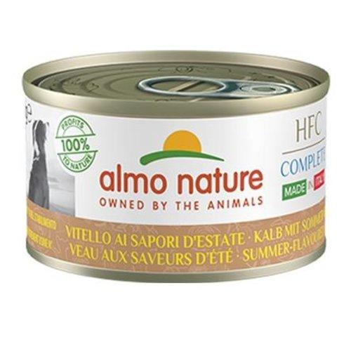Almo Nature AN Dog HFC Complete Kalfsvlees Millet 95 gr.