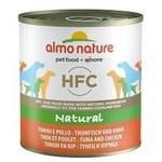 Almo Nature AN Dog Tuna +Chicken 290 gr.