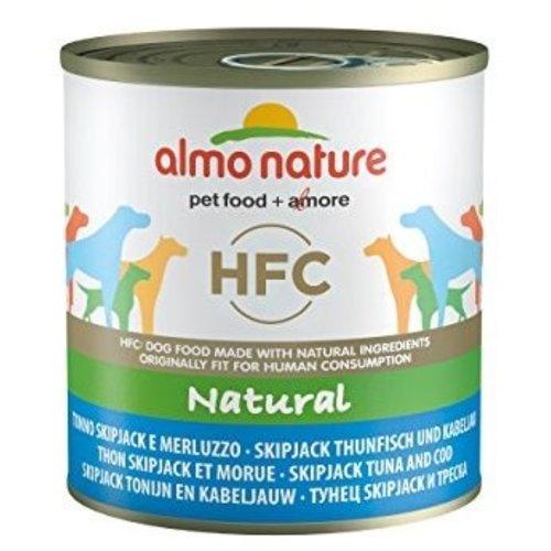 Almo Nature AN Dog Tuna Skipjack 290 gr.