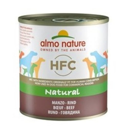 Almo Nature AN Dog Beef 290 gr.