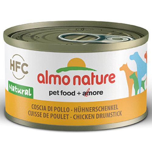 Almo Nature AN Dog HFC Natural Kippenboutvlees 95 gr.