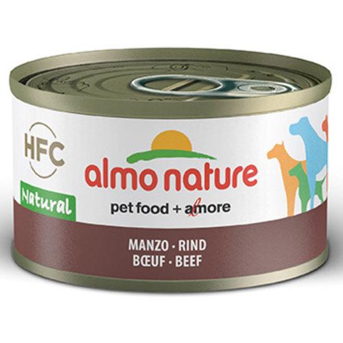 Almo Nature AN Dog HFC Natural Rundvlees 95 gr.