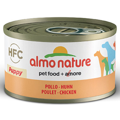 Almo Nature AN Dog HFC Puppy met Kip 95 gr.