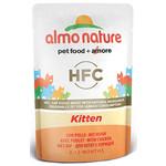 Almo Nature AN Kitten Kip 55 gr.