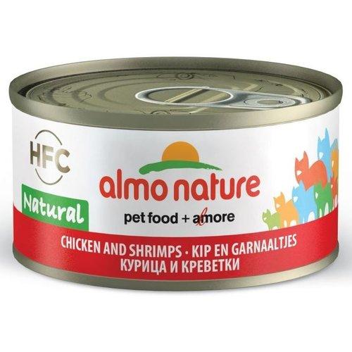 Almo Nature AN Kip met Garnaal 70 gr.