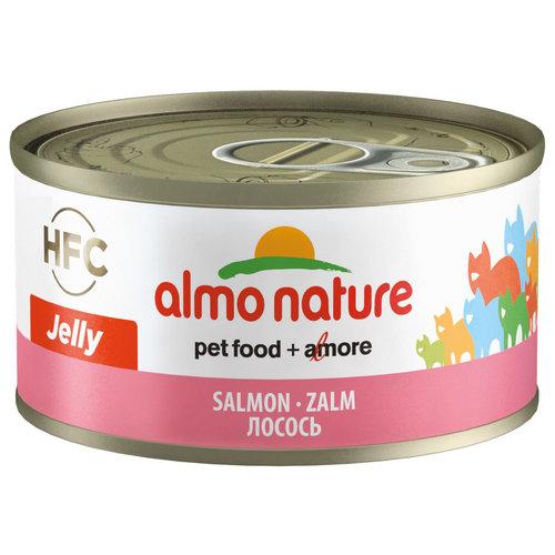 Almo Nature AN Zalm 70 gr.