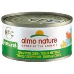 Almo Nature AN Tonijn met Mais 70 gr.