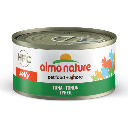 Almo Nature AN Tonijn in Jelly 70 gr.