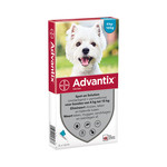 Advantix Advantix 100 > 6 Pipet 1 st.