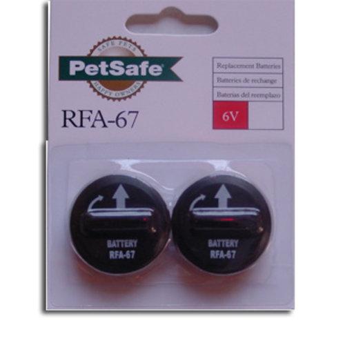 PetSafe Anti Blafband 6 Volt Battery Module 2 st.