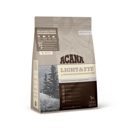 Acana Acana Heritage Light & Fit 2 kg.